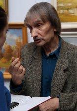 Про віру у Бога, сучасний живопис та життєвий поклик – в розмові з відомим в Україні художником, кременчужанином Василем Вакуленко