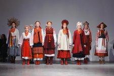 На тижні моди у Києві показали український етнічний одяг