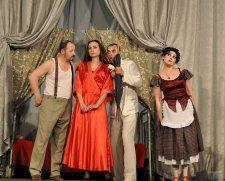 «Театральна весна» у місті ставить діагноз: Кременчук – мистецький.  В ньому таки живе театр.