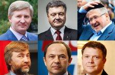 Найбагатші українці цього та минулого року