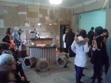 Художній салон Кременчука відновлено до сучасного мистецького життя. Який форматний та резонансний захід стане тут першим?