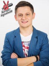 Наш земляк тепер навчається вокалу у самого Славіка Вакарчука!