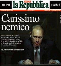 Італійське фіаско Путіна