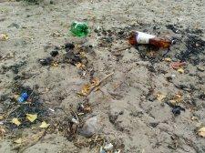 Купальний сезон у Кременчуці вкотре відкрито «не без втрат» пляжних зон або Пісок, що крає п'яти й душу
