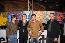 Кременчук та Україну на мистецькому бієннале в Китаї представляє кременчужанин