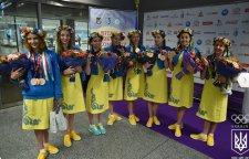 Українці зібрали ще п'ять медалей Європейських ігор в Баку