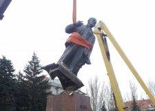 Декомунізація для українців та кременчужан - змінюймо свідомість, змінюючи символи!