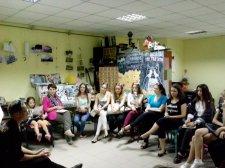Друге заняття Літшколи в рамках Літруху пройшло вчора, 21 вересня в Кременчуцькому Просторі ідей!