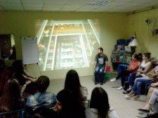 Майстер-клас з журналістики стартував у рамках Літшколи за участі редактора вечірньої стірчки новин сайту ТСН Олексія Ладики!